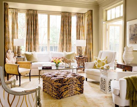 cheetah print living room ideas
