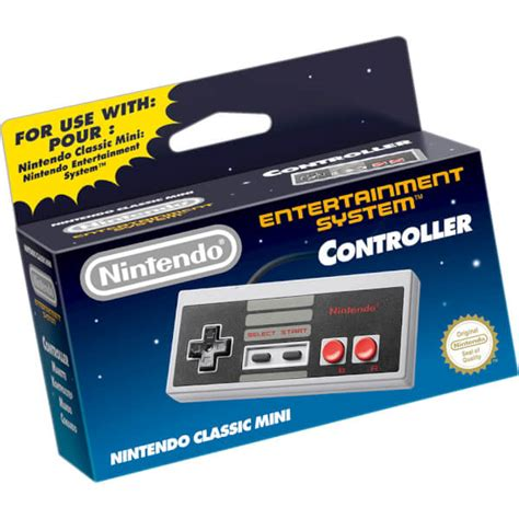 out now nintendo classic mini nintendo entertainment system news nintendo nintendo classic mini nintendo entertainment system controller zavvi