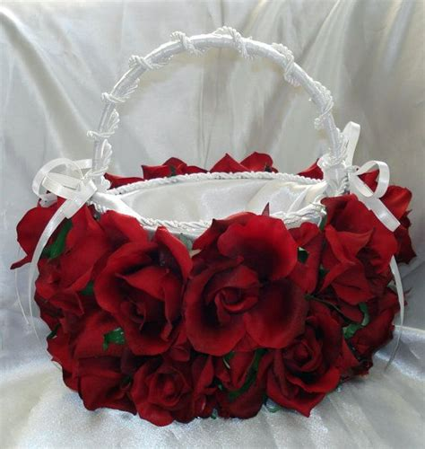 Flower Wedding Baskets by 35 Best Images About Flowergirl Basket On