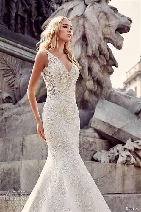Dona Dress By Miulan eddy k 2017 wedding dresses bridal collection