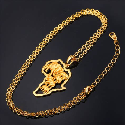 fashion necklace ethnic hip hop jewelry