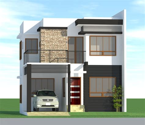 ideal layout of house small house exterior design philippines at home design ideas