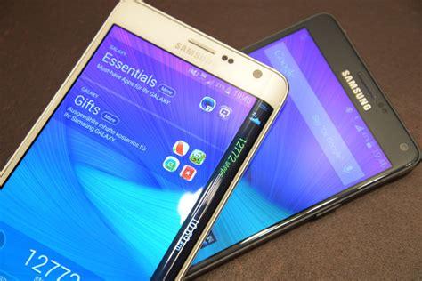 Baterai Samsung Note 4 Edge 1 samsung introduces the galaxy note 4 galaxy note edge