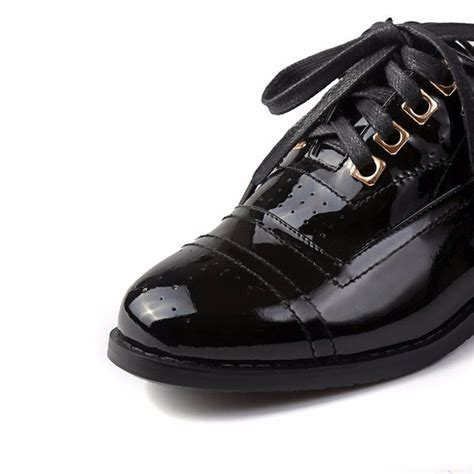 designer oxford shoes shoes patent leather flats womens dress shoes
