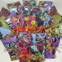 Handmade Dasi Kupu Kupu Polos Bahan 100 Silk Hijau T souvenir pashmina scarf
