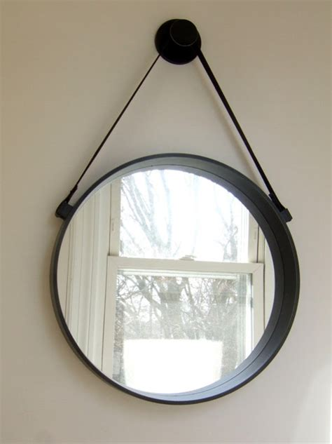 Hanging Bathroom Mirror Photos And Products Ideas Hanging A Bathroom Mirror