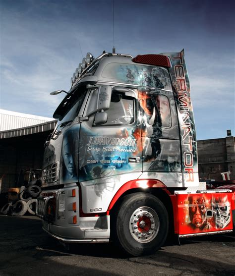 volvo truck video volvo trucks offers a look inside terminator s cab
