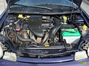 Chrysler Neon Engine 1998 Dodge Neon Highline Coupe 2 0 Liter Sohc 16 Valve 4