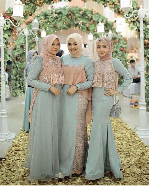 Gamis Pesta Elegan 2018 17 model baju pesta muslim 2018 edisi gaun pesta muslimah