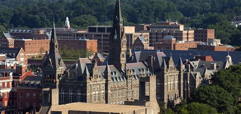 Georgetown Mba Cost by The Master Of Science In Finance Program Mcdonough