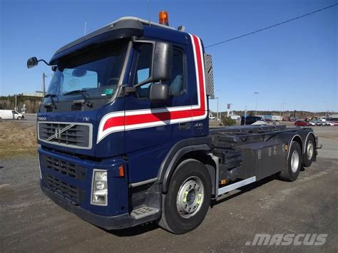 volvo trucks for sale in usa used volvo fm400 euro5 demountable trucks year 2008 for