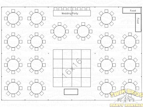60 table seating 40 x 60 tent layout pictures to pin on pinsdaddy