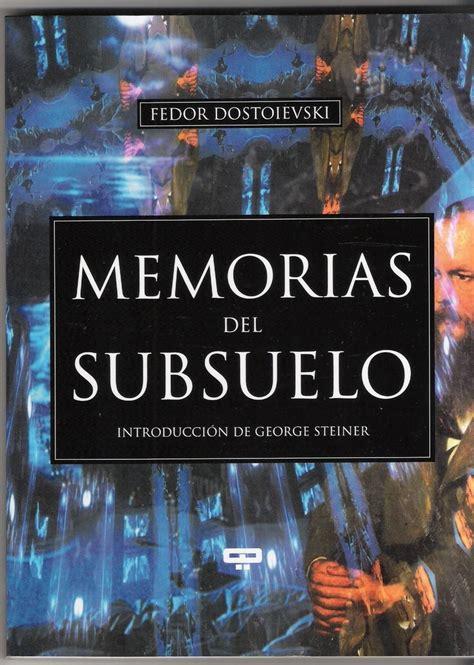 memorias del subsuelo 17 best images about lecturas on literatura vladimir propp and italo calvino