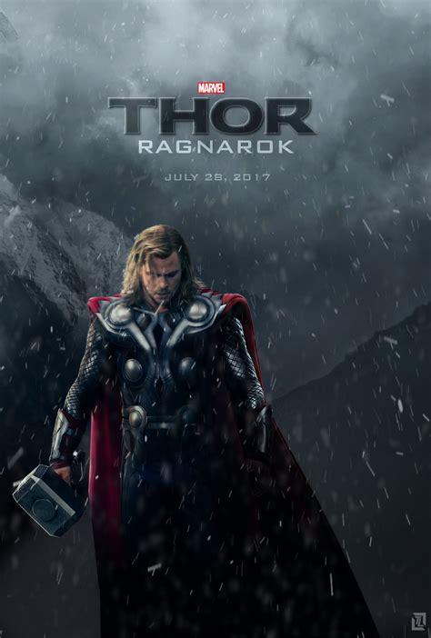 film streaming thor 3 thor 3 poster by tldesignn on deviantart
