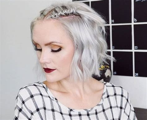 different ways to style ear length hair 2168 best images about hair beauty on pinterest 20s