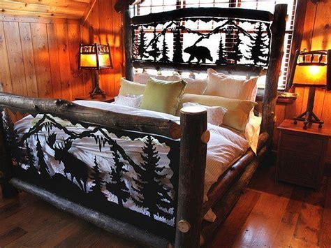 Log Cabin Bed Frame 25 Best Ideas About Log Cabin Furniture On