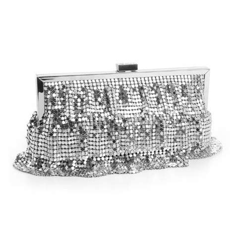 Other Designers Scoop Mesh Metal Clutch by 1000 Images About Vintage Evening Bags On