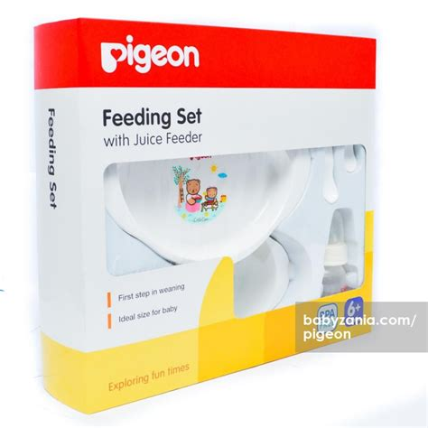 jual murah pigeon feeding set with juicer feeder feeding