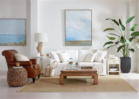 coastal living living rooms go coastal living room ethan allen