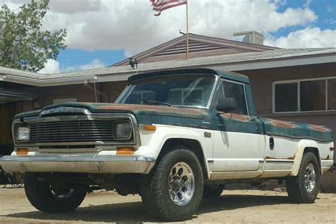jeep truck 1980 desert driver 1980 jeep j10 pickup