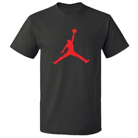 tshirt shirt air black air michael t shirt 100 cotton sticker