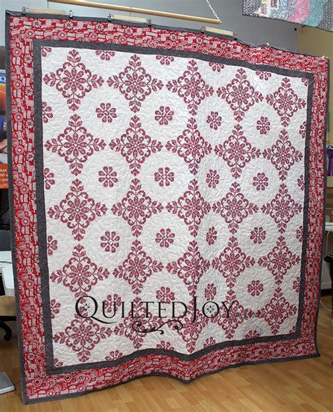 Stitch Quilts by Marjorie S Cross Stitch Quilt