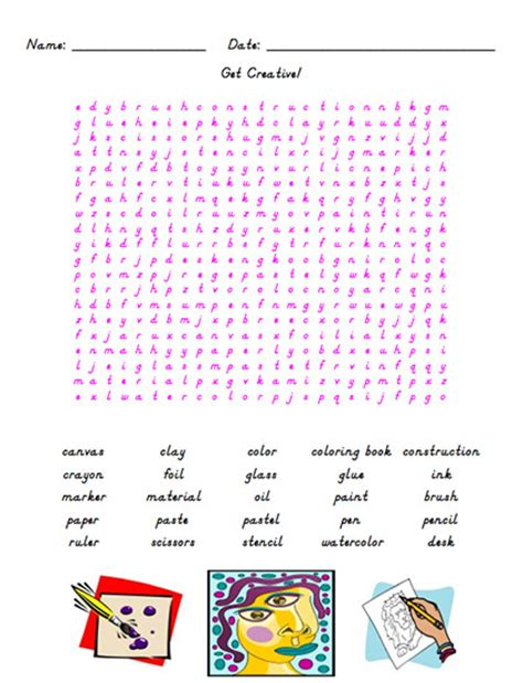 printable word search about art word search tool create your own custom puzzles with