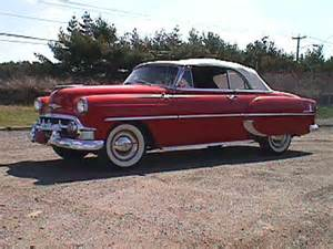 1953 chevy convertible