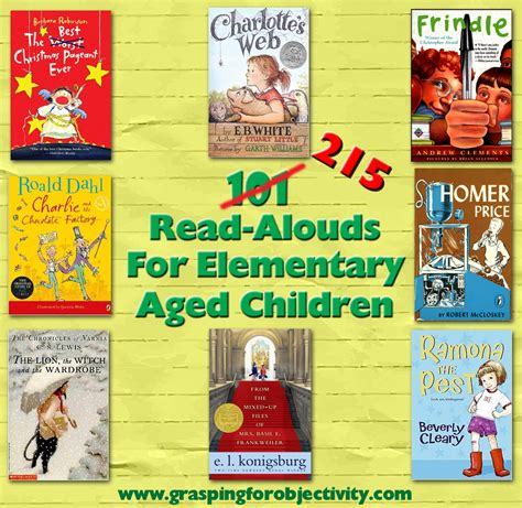 picture book read alouds for 4th grade bookinitat50 101 actually 215 read alouds for
