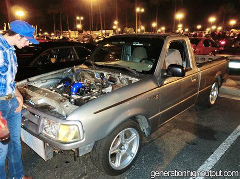 ford ranger  turbo genho