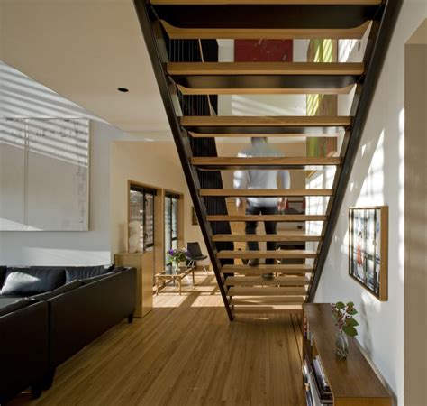 online staircase design the screen house design by randy bens architecture
