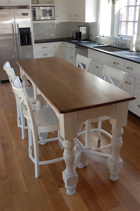 kitchen island table with stools kitchen island with table top stools for made from