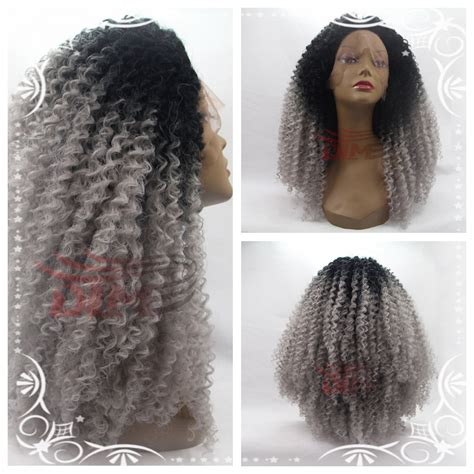 what level of heath to curl malaysian hair dark root omber grey curly wigs malaysian curly hair for