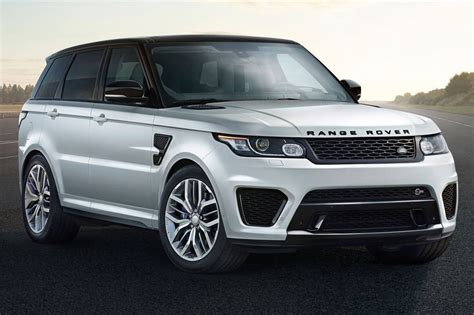 range rover svr white used 2016 land rover range rover sport for sale pricing