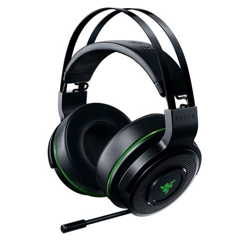 Headset Gaming Razer razer thresher ultimate wireless gaming headset xbox one xbox one on sale now at mighty