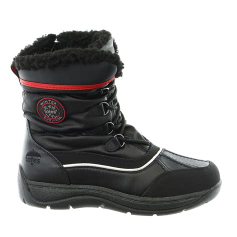 target womens snow boots totes waterproof winter snow boot womens ebay