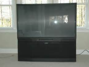 Mitsubishi Tv Screen 55 Quot Mitsubishi Hdtv 1080 Big Screen Tv Outdoor