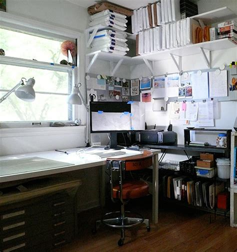 home design studio space before after art studio transformation design sponge