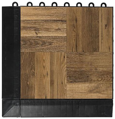 Snap Lock Floor by Snap Joint Floor Black Inclined Border