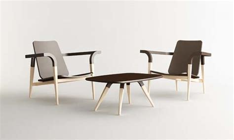 modern and antique furniture from korean designer cho