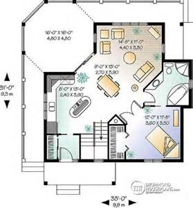 Large Log Cabin Floor Plans by W3900 Affordable Cabin House Plan Open Floor Plan Large