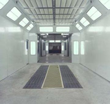led paint booth lighting paint booth led lighting fixtures njz lighting