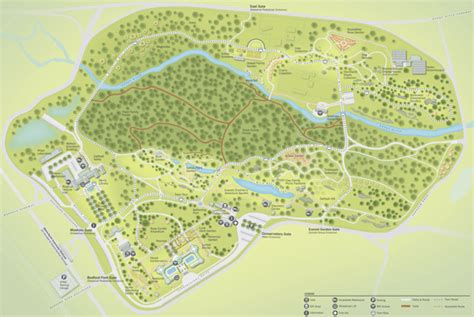 Ny Botanical Garden Directions Fresh Project New York Botanical Garden Map C G Partners