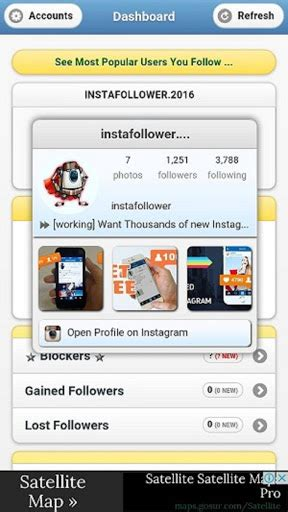 instafollow for instagram apk instafollow for instagram 2 2 5 apk by joann d details