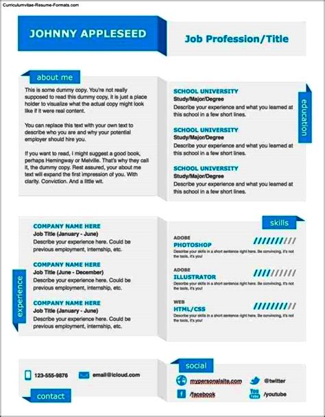 Resume Templates Pages by Resume Template Pages Free Sles Exles Format