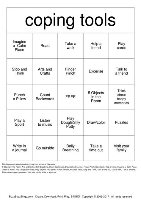 Detox Therapy Crossword by Coping Skills For Addiction Worksheets For
