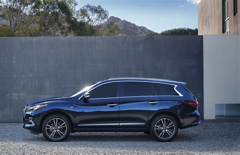 infiniti qx60 2016 2016 infiniti qx60 gets attractive refresh and keeps