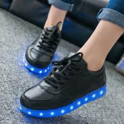 2015 led shoes luminous for light up shoe casual