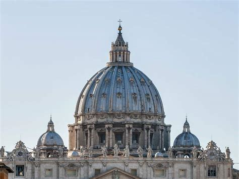 cupola di san pietro roma la basilica di san pietro fede e spiritualit 224 idee di