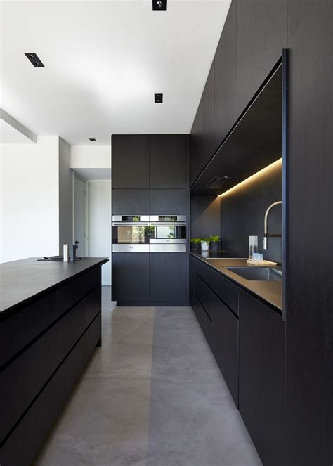 black kitchen 25 best ideas about black kitchens on modern
